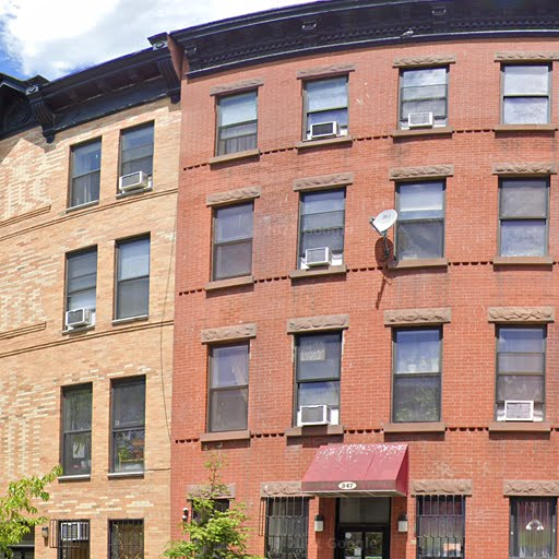 One Bedroom Apartments In Brooklyn: 2BR/1.0BA In 347 St Marks Avenue